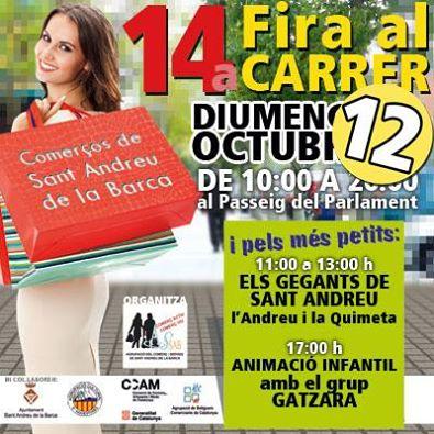 fira al carrer 12 octubre