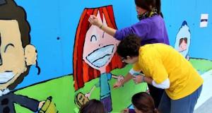 FESTA DRETS INFANTS SAB  2014- 04