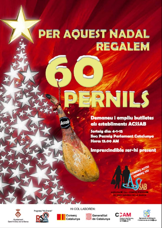 cartell pernil acssab
