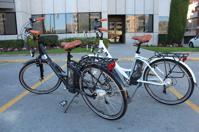 Bicicletes electriques SAB 02-