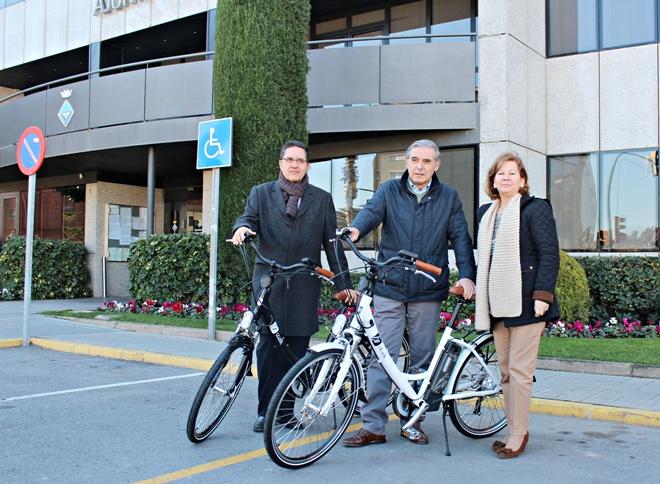 Bicicletes electriques SAB