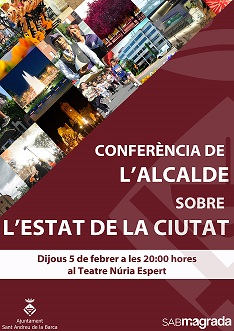 Cartell Conferència Alcalde catweb