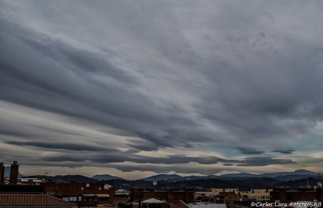 Foto temps Carlos Lara 31-01-2015
