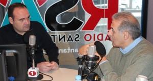 Enric Llorca a Ràdio Sant Andreu