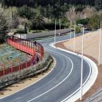 Inauguració accessos carretera Corbera i millora Plaça Salvador Dalí 01