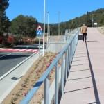 Inauguració accessos carretera Corbera i millora Plaça Salvador Dalí 03