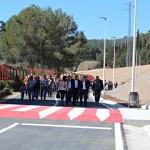 Inauguració accessos carretera Corbera i millora Plaça Salvador Dalí 07