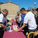 Inauguració accessos carretera Corbera i millora Plaça Salvador Dalí 11