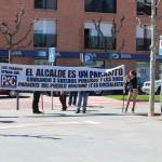 Manifestació contra el feixisme i el racisme a Sant Andreu de la Barca  05
