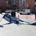 Manifestació contra el feixisme i el racisme a Sant Andreu de la Barca  07