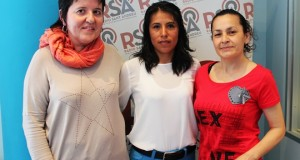 Alumnes Cursos de català  Hermelinda Crusinta i Gloria Daniela