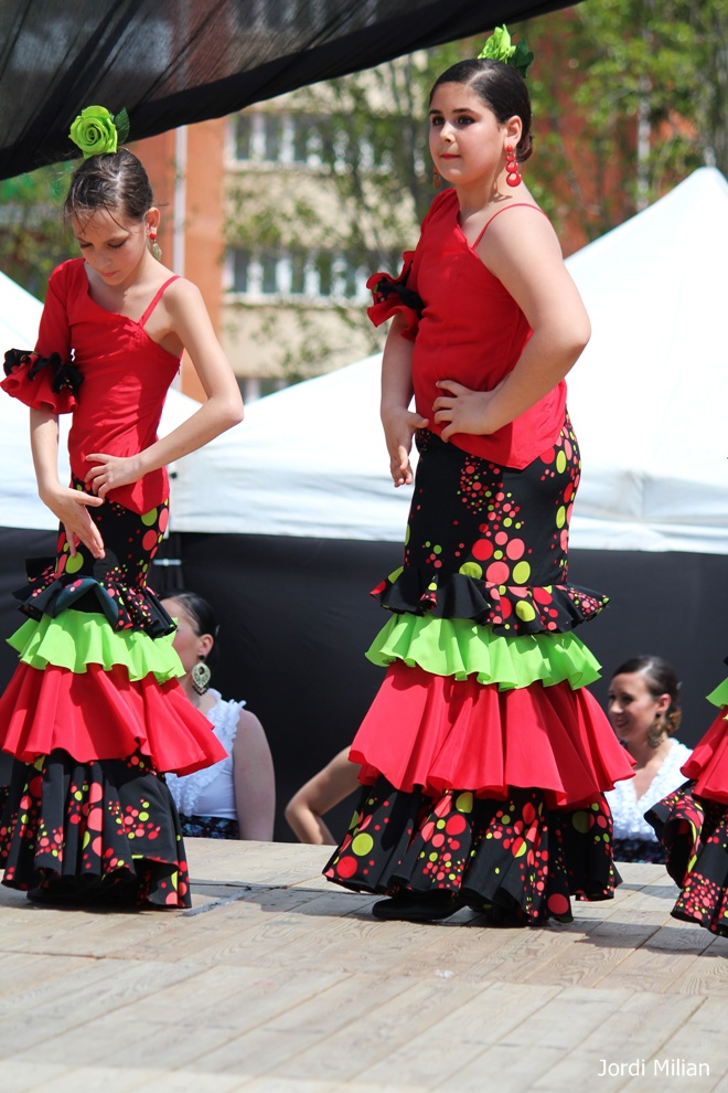 Feria de Abril Sant Andreu de la Barca 09