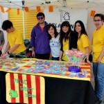 Sant Jordi 2015 - Actes plaça Font de la Roda 02