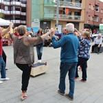 Sant Jordi 2015 - Actes plaça Font de la Roda 08