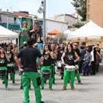 Sant Jordi 2015 - Actes plaça Font de la Roda 10