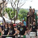 Sant Jordi 2015 - Actes plaça Font de la Roda 11