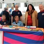 Sant Jordi 2015 - Actes plaça Font de la Roda 14