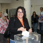 Eleccions Municipals 2015 sab 07 Saray Cantero Ciutadans