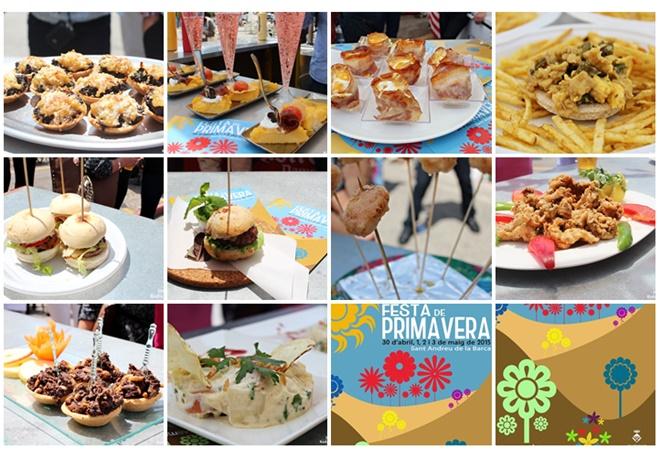 Festa de Primavera - Festa de la tapa 2015