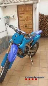 IMG 1 150519 NdP 040 RPMS Els Mossos d'Esquadra recuperen una motocicleta