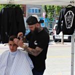Locos por el Motor 2015 -  Barber Shop