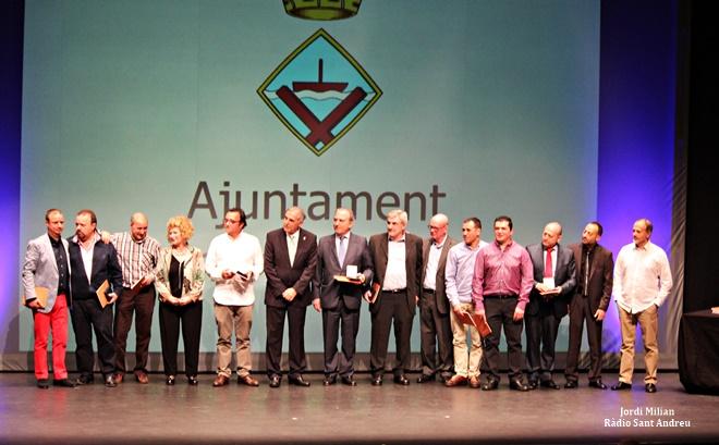 Medalles Mèrit Empresarial 2015 - 01