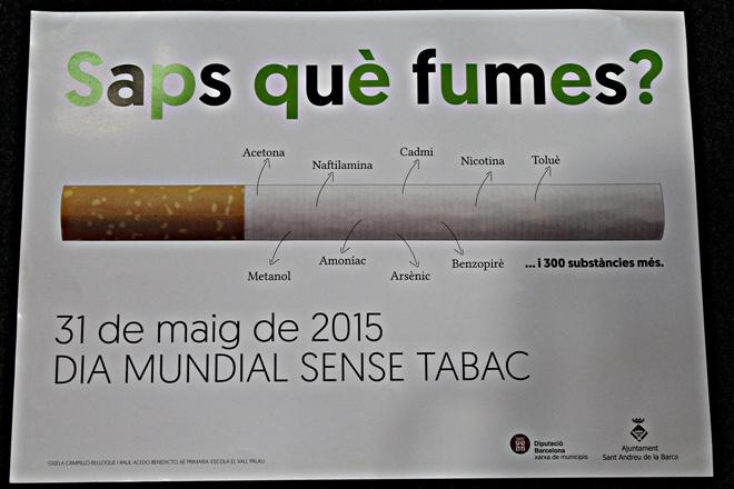 Sorteig Campanya Tabac 2015