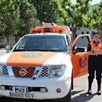 Trobada vehicles Protecció Civil SAB - 01