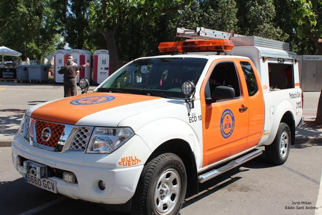 Trobada vehicles Protecció Civil SAB - 02