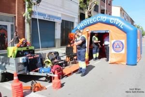 Trobada vehicles Protecció Civil SAB - 04
