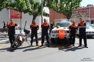 Trobada vehicles Protecció Civil SAB - 07
