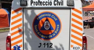Trobada vehicles Protecció Civil SAB - 12