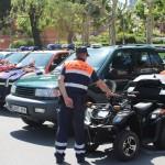 Trobada vehicles Protecció Civil SAB - 13