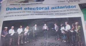 diari debat electoral