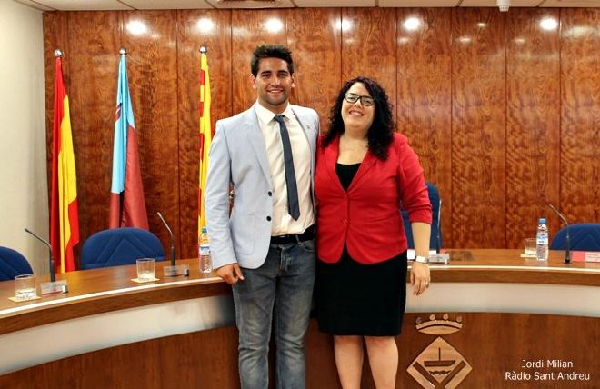 Acte constitució Ajuntament SAB 2015 - Ciutadans