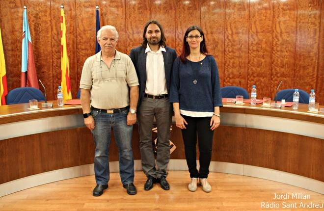 Acte constitució Ajuntament SAB 2015 -ERC