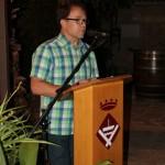 XVI Certamen Literari Sant Andreu de la Barca 04  José Luis Garcia Herrera president del jurat