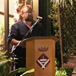 XVI Certamen Literari Sant Andreu de la Barca 05- Juan Pablo Beas regidor de Cultura