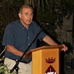 XVI Certamen Literari Sant Andreu de la Barca 06- Enric Llorca, alcalde SAB