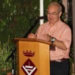 XVI Certamen Literari Sant Andreu de la Barca 08  Juan Lorenzo Collado guanyador Poesia en castellà