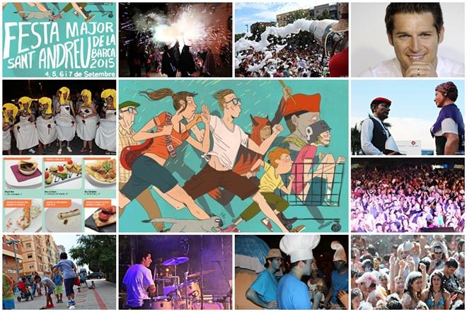 FESTA MAJOR 2015 BANNER
