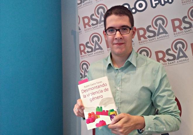 Ruben Castro presenta el llibre Desmontando la vilecia de genero