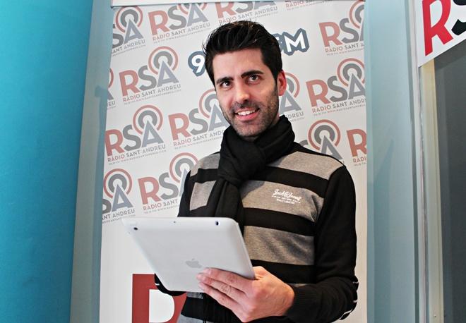 Roger Orriols - Ràdio Sant Andreu