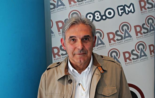 Enric Llorca octubre 2015 RSA