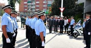 Policia Local - Celebració del dia del Patró 2015
