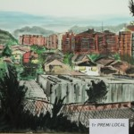 17e Concurs Pintura Ràpida - Premi Local a Eloy Fernández