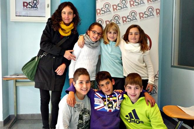Escola Vall Palau donació de sang