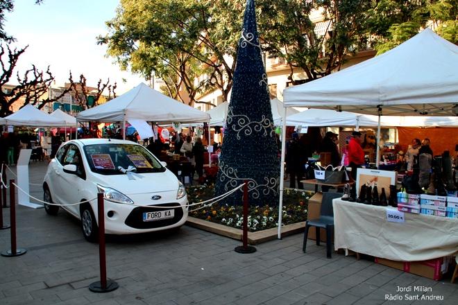 Fira de Nadal 2015 Sant Andreu de la Barca 01