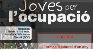 Imagenjove socupacio cartell