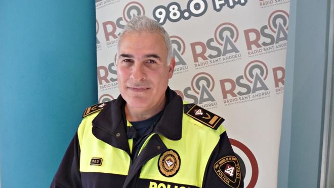 Jordi Bernat Policia Local